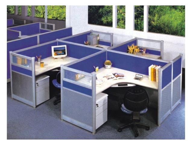 Vách ngăn văn phòng có phải giải pháp thông minh cho không gian làm việc?