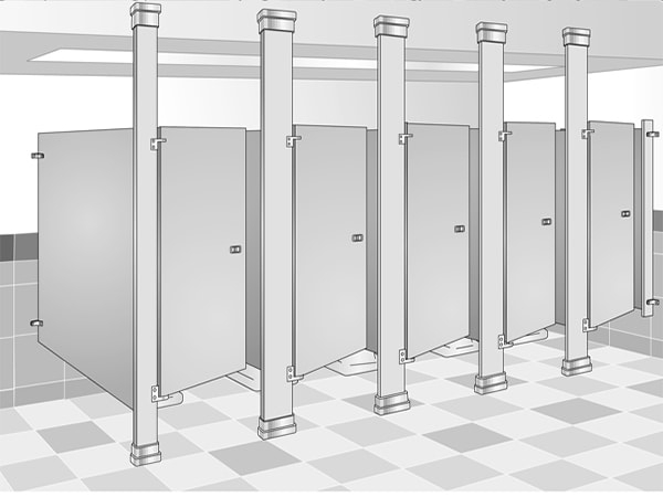 Giải pháp cho tình trạng quá tải nhà vệ sinh bệnh viện