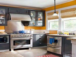 Tư vấn cải tạo căn bếp chật hẹp trở nên thoáng rộng, tiện nghi