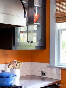 cải tạo căn bếp tồi tàn chật hẹp trở nên thoáng rộng, tiện nghi