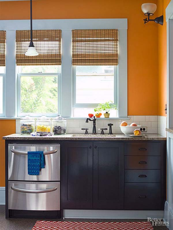 Tư vấn cải tạo căn bếp tồi tàn chật hẹp trở nên tiện nghi