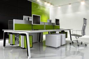 Chọn vách ngăn bền đẹp cho văn phòng