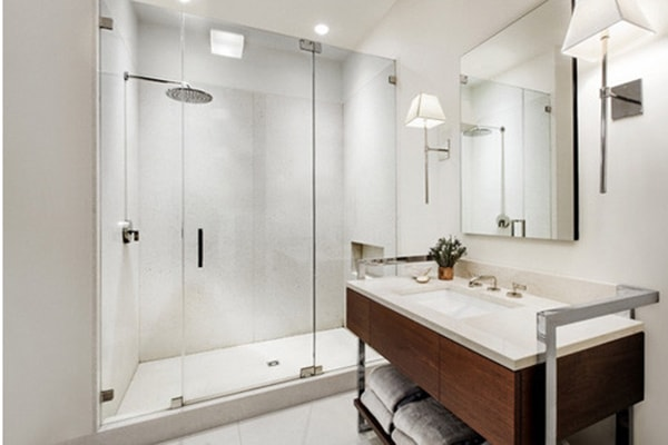 Cách tự chỉnh sửa vách kính phòng tắm bị xệ