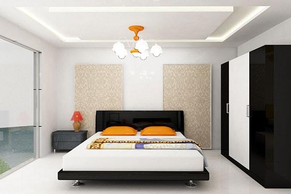 phong cách thiết kế phòng ngủ tương lai