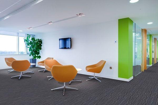 gam màu thích hợp cho văn phòng làm việc
