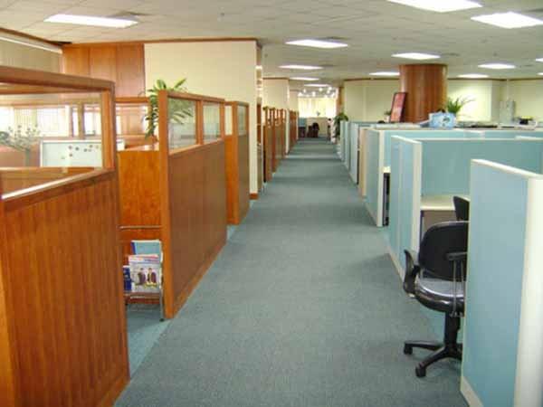 Dùng vách ngăn văn phòng dựa trên công năng phù hợp