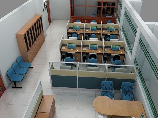 Tổng hợp ưu điểm của các loại vách ngăn thường sử dụng trong văn phòng