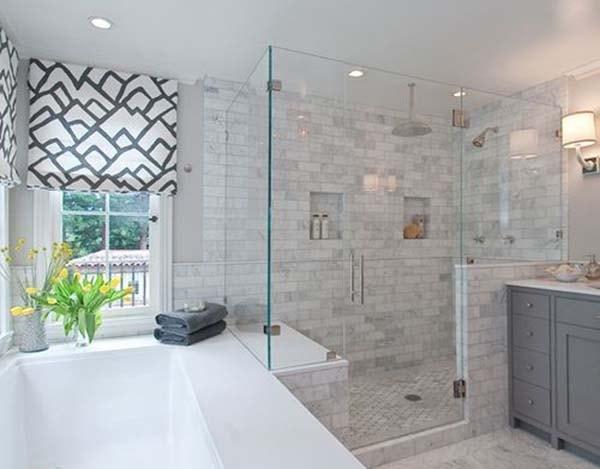 Lưu ý để chọn vách tắm kính phù hợp