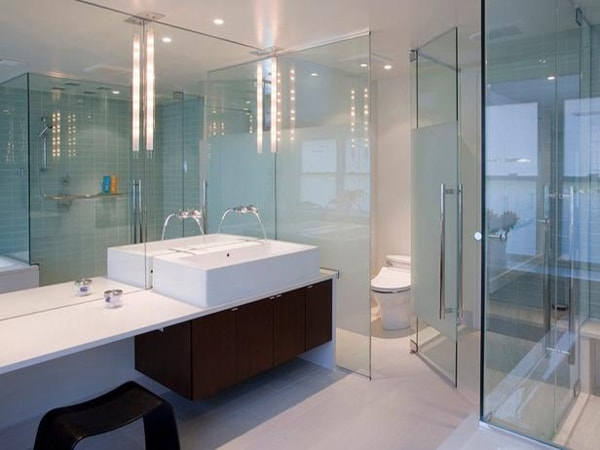 Các loại vách tắm kính và cách lựa chọn vách tắm kính phù hợp