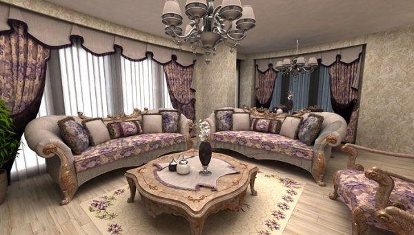 Vì sao thiết kế nội thất phong cách Châu Âu được nhiều người chọn lựa?