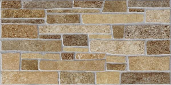 Gạch ốp tường kém chất lượng là khi màu sắc giữa các viên gạch không đồng đều mà có sự đậm