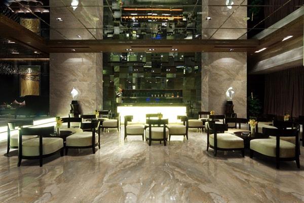Một trong những mẫu sàn được ưa chuộng là sàn bê tông
