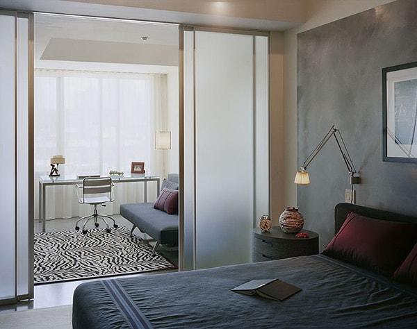 Kính làm tăng lượng ánh sáng trong phòng