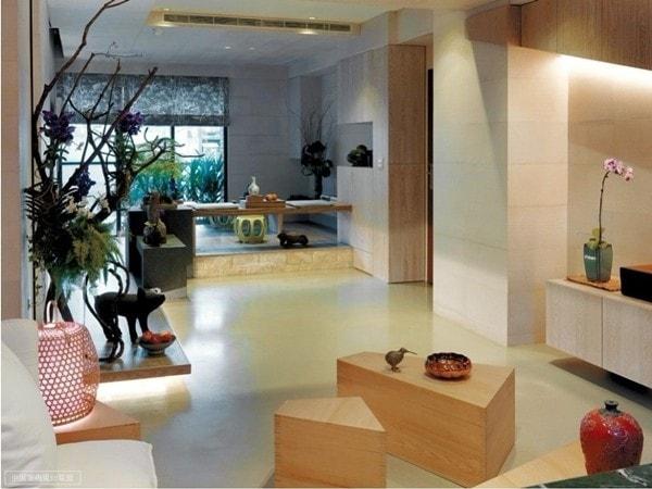 Nguyên tắc bố trí nhà theo phong cách tối giản