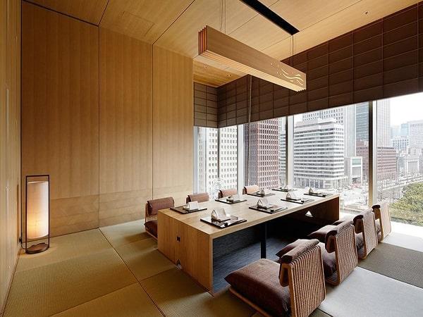 Phòng làm việc của người Nhật việc theo Minimalism
