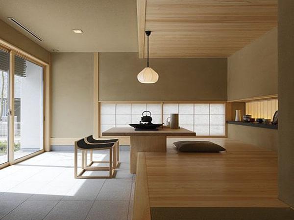 Không gian bếp theo thiết kế Minimalism