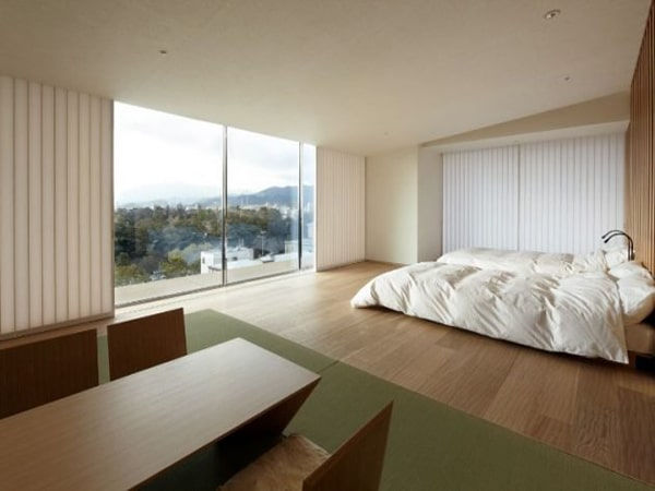 Phòng ngủ theo thiết kế Minimalism