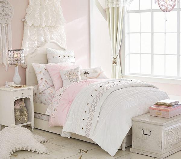 Bài trí phòng ngủ tuổi Canh Ngọcần chú ý hài hòa và không phạm phong thủy