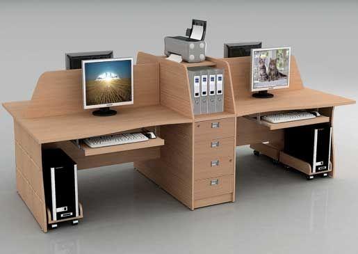 Phong cách module bàn làm việc