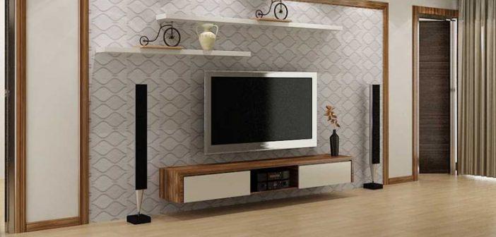 Chọn mua tủ tường gỗ phòng khách và 3 lưu ý không thể bỏ qua