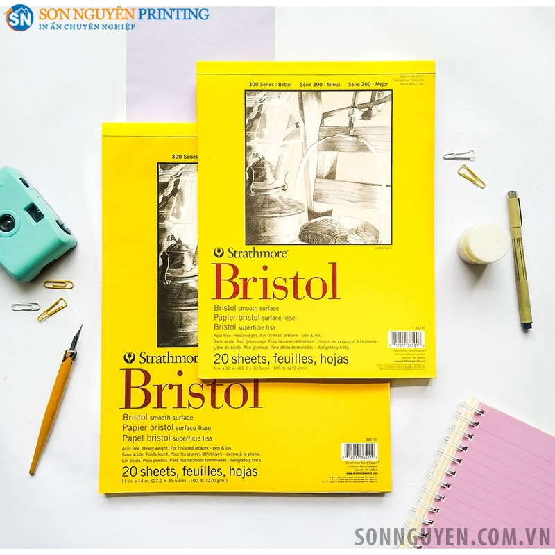Sổ vẽ Bristol